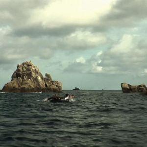 Insel Am Ende Der Zeit