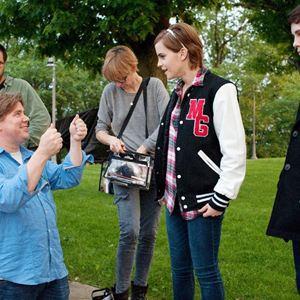 Vielleicht lieber morgen : Bild Emma Watson, Logan Lerman, Stephen Chbosky