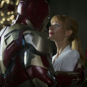 Iron Man 3 : Bild Gwyneth Paltrow, Robert Downey Jr.