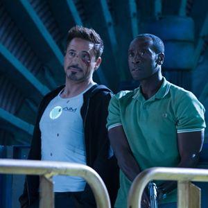 Iron Man 3 : Bild Don Cheadle, Robert Downey Jr.