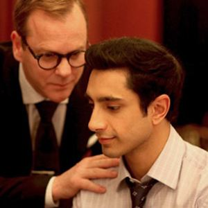 The Reluctant Fundamentalist - Tage des Zorns : Bild Kiefer Sutherland, Riz Ahmed