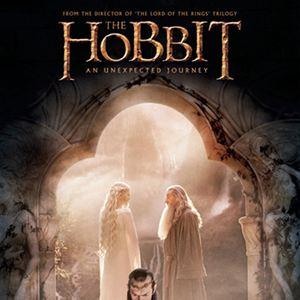 Der Hobbit: Eine unerwartete Reise : Kinoposter