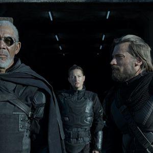 Oblivion : Bild Morgan Freeman