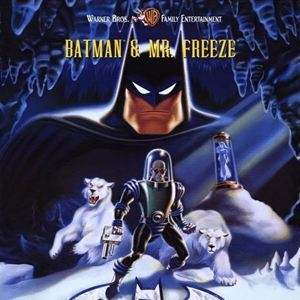 Batman & Mr. Freeze: Eiszeit : poster