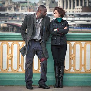 Bild Idris Elba, Ruth Wilson