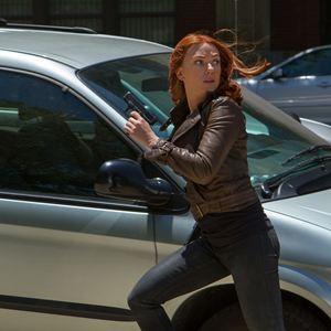 Captain America 2: The Return Of The First Avenger : Bild Scarlett Johansson