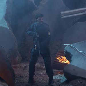 Captain America 2: The Return Of The First Avenger : Bild Frank Grillo