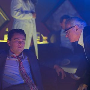 The Wolf Of Wall Street : Bild Leonardo DiCaprio, Martin Scorsese