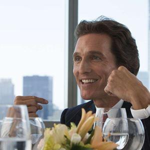 The Wolf Of Wall Street : Bild Matthew McConaughey