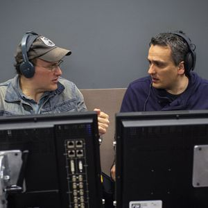 Captain America 2: The Return Of The First Avenger : Bild Anthony Russo, Joe Russo