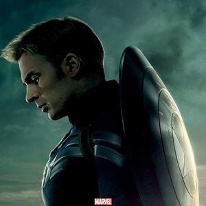 Captain America 2: The Return Of The First Avenger : Kinoposter