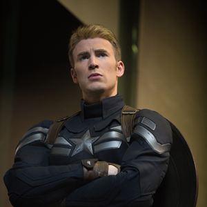 Captain America 2: The Return Of The First Avenger : Bild Chris Evans
