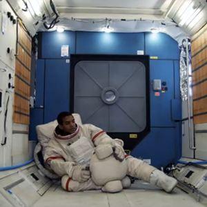 Zero Gravity - Antrieb Überleben : Bild Khary Payton