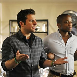 Bild Dule Hill, James Roday