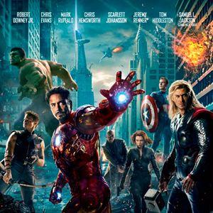 Marvel's The Avengers : Kinoposter