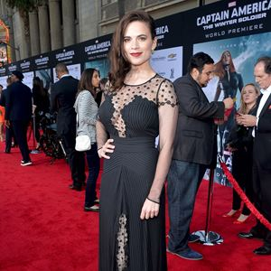 Captain America 2: The Return Of The First Avenger : Vignette (magazine) Hayley Atwell