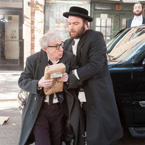 Plötzlich Gigolo : Bild Liev Schreiber, Woody Allen