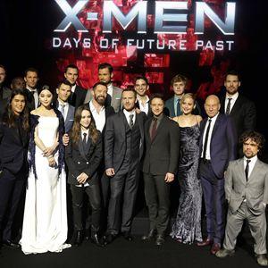 X-Men: Zukunft ist Vergangenheit : Vignette (magazine) Adan Canto, Booboo Stewart, Daniel Cudmore, Ellen Page, Evan Jonigkeit