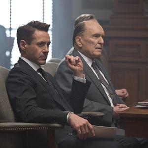 Der Richter - Recht oder Ehre : Bild Robert Downey Jr., Robert Duvall