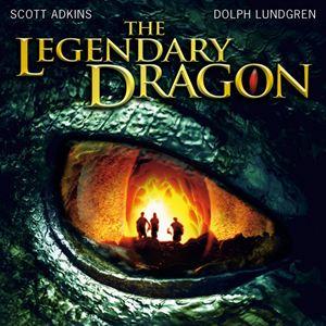 The Legendary Dragon - Der Letzte seiner Art : Kinoposter