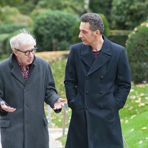 Plötzlich Gigolo : Bild John Turturro, Woody Allen
