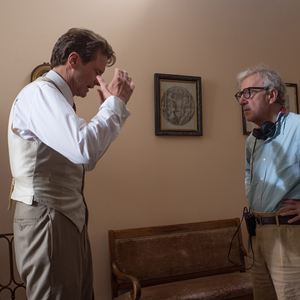 Magic in the Moonlight : Bild Colin Firth, Woody Allen