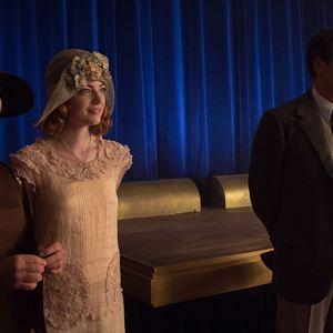 Magic in the Moonlight : Bild Colin Firth, Emma Stone, Marcia Gay Harden