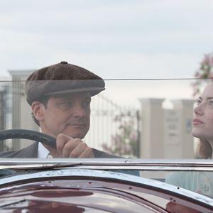 Magic in the Moonlight : Bild Colin Firth, Emma Stone