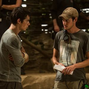 Maze Runner - Die Auserwählten im Labyrinth : Bild Dylan O'Brien, Wes Ball