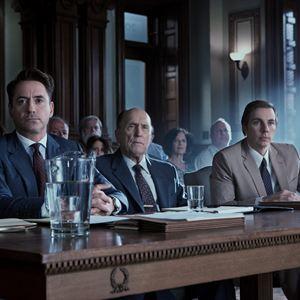 Der Richter - Recht oder Ehre : Bild Dax Shepard, Robert Downey Jr., Robert Duvall