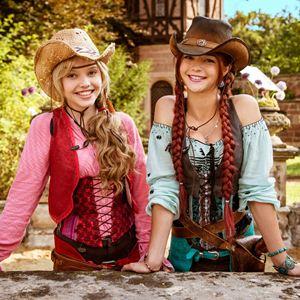 Bibi & Tina 2 - Voll verhext : Bild Lina Larissa Strahl, Lisa-Marie Koroll