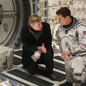 Interstellar : Bild Christopher Nolan, Matthew McConaughey