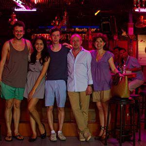 Patong Girl : Bild Aisawanya Areyawattana, Marcel Glauche, Max Mauff, Uwe Preuss, Victoria Trauttmansdorff