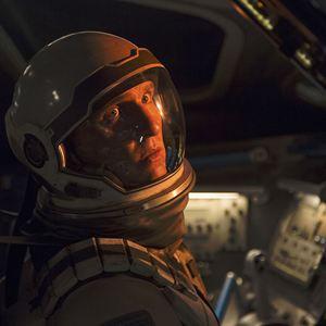 Interstellar : Bild Matthew McConaughey