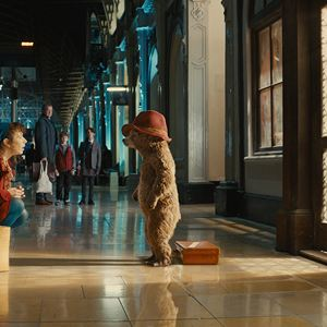 Paddington : Bild Sally Hawkins