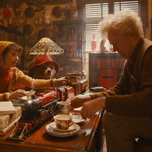 Paddington : Bild Jim Broadbent, Sally Hawkins