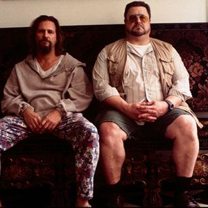 The Big Lebowski : Bild Jeff Bridges, John Goodman