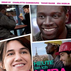 Heute bin ich Samba : Kinoposter
