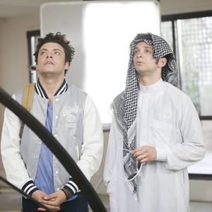 Bild Kev Adams, William Lebghil