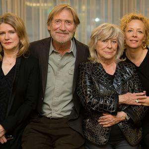 Die abhandene Welt : Bild Barbara Sukowa, Katja Riemann, Margarethe von Trotta, Matthias Habich