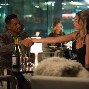 Focus : Bild Margot Robbie, Will Smith