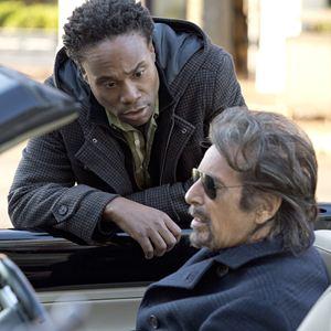 Der letzte Akt : Bild Al Pacino, Billy Porter