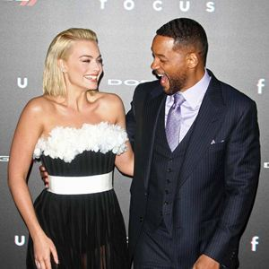 Focus : Vignette (magazine) Margot Robbie, Will Smith
