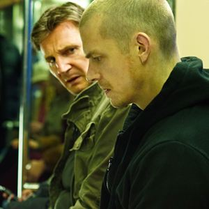 Run All Night : Bild Joel Kinnaman, Liam Neeson
