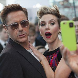 Avengers 2: Age Of Ultron : Bild Robert Downey Jr., Scarlett Johansson