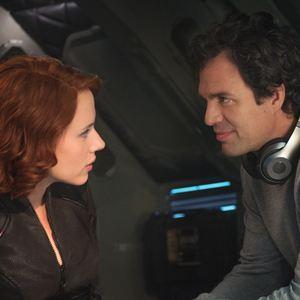 Avengers 2: Age Of Ultron : Bild Mark Ruffalo, Scarlett Johansson