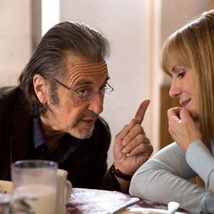 Manglehorn - Schlüssel zum Glück : Bild Al Pacino, Holly Hunter