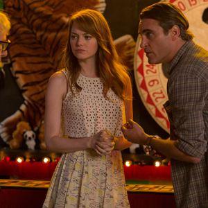 Irrational Man : Bild Emma Stone, Joaquin Phoenix, Woody Allen