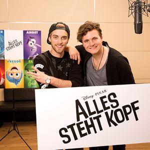 Alles steht Kopf : Vignette (magazine) Matthias Roll, Philipp Laude