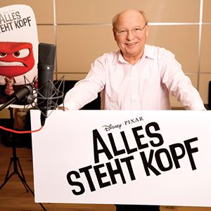 Alles steht Kopf : Vignette (magazine) Hans-Joachim Heist
